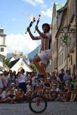 Dreher Corina Maria  Feldkircher Gauklerfestival mit internationaler Beteiligung. Festivals Wettbewerbe