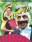 Willer Udo  CARMEN : Eine tragik - komischer - Opernabend mit dem preisgekrönten Clown-Duo AUGUST & SEPTEMBER Comedians