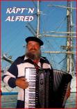 Sitte Alfred  KÄPT`N ALFRED Liedermacher
