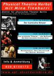 Ernitz Ulrich  Atelier für physisches Theater - Internationale Schule für Bewegungsschauspiel/Physical Theatre Berlin Weiterbildung Fortbildung
