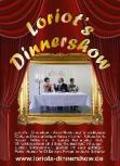 List Hans-Ulrich  Schauspieler gesucht, für Loriots kulinarische Sketche Dinner Spektakel Wettbewerbe