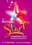 Janzen Judith  1. Musical StarT Competition 2012 09. - 11. November - Schirmherrin: Pia Douwes Nachwuchswettbewerbe Wettbewerbe
