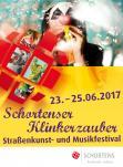 Schröder-Ward Heide  3. Int. Straßenkunst- und Musikfestival  Schortenser Klinkerzauber am 25./26.06.2016 Bewerbungszeitraum 04.01.-15.03.2016 Figurentheaterfestivals Wettbewerbe