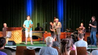 Rohe Cornelia  International Jazzwerkstatt Saarwellingen, 2. - 8. August 2021 Gesangsschulen Musik Seminare
