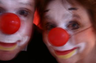 Karnath Sigrid  Institut für Clownpädagogik / Ausbildung zum Klinikclown / Ausbildung Clownpädagogik Klinikclowns Clownworkshops