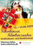 """Schröder-Ward Heide  Int. Straßenkunst- und Musikfestival """" Schortenser Klinkerzauber"""" am 13. +14. 06. 2020 Bewerbungsschluss: 15. 02. 2020 Strassentheater Strassenmusiker"""
