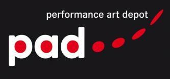 Das pad ist eine Organisation, die Veranstaltungen und Produktionen zeitgenössischer Formen der ...