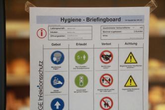 Seminar/ Webinar: Infektionsschutzbeauftragter / Hygienebeauftragter für Veranstaltungen und ...
